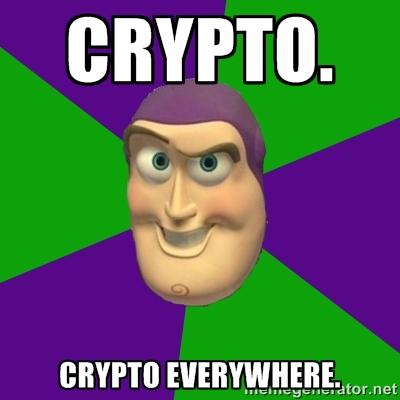 Crypto Everywhere